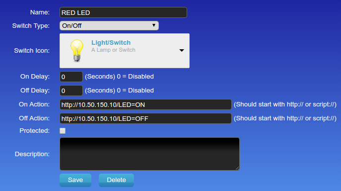 ESP8266 WiFi module used with Domoticz | Wizworks